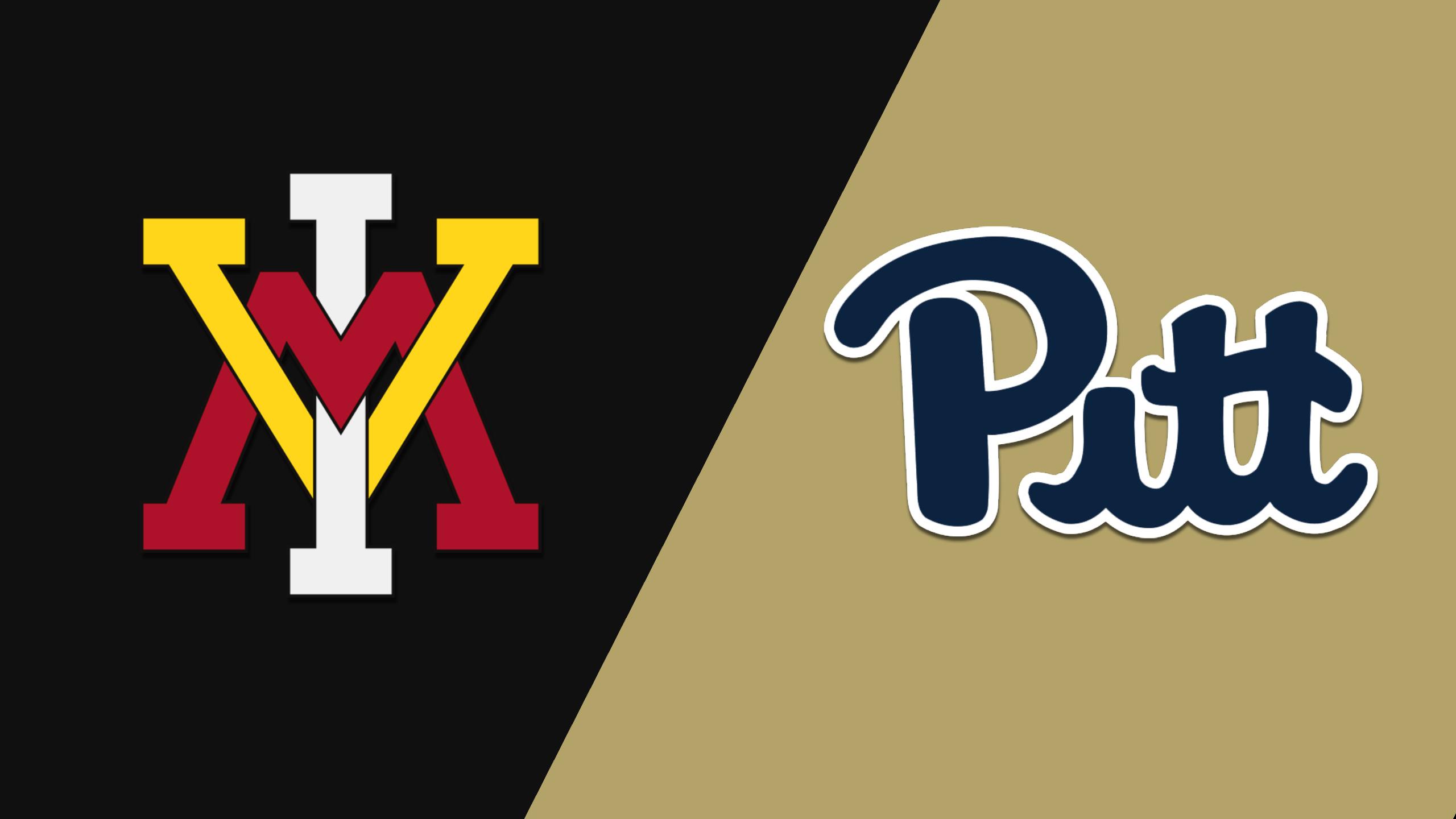 VMI vs. Pittsburgh (M Basketball)