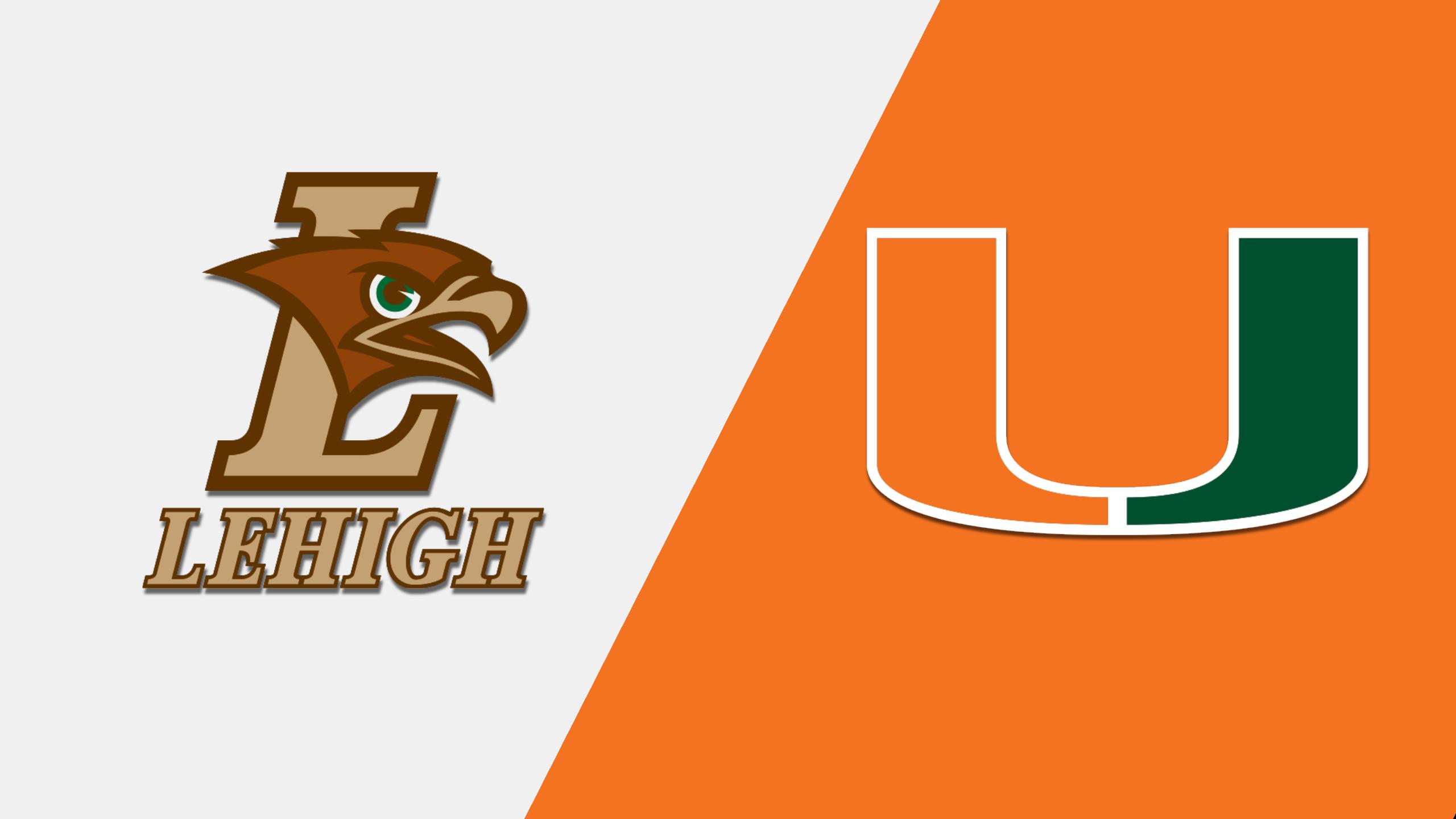 Lehigh vs. Miami (M Basketball)
