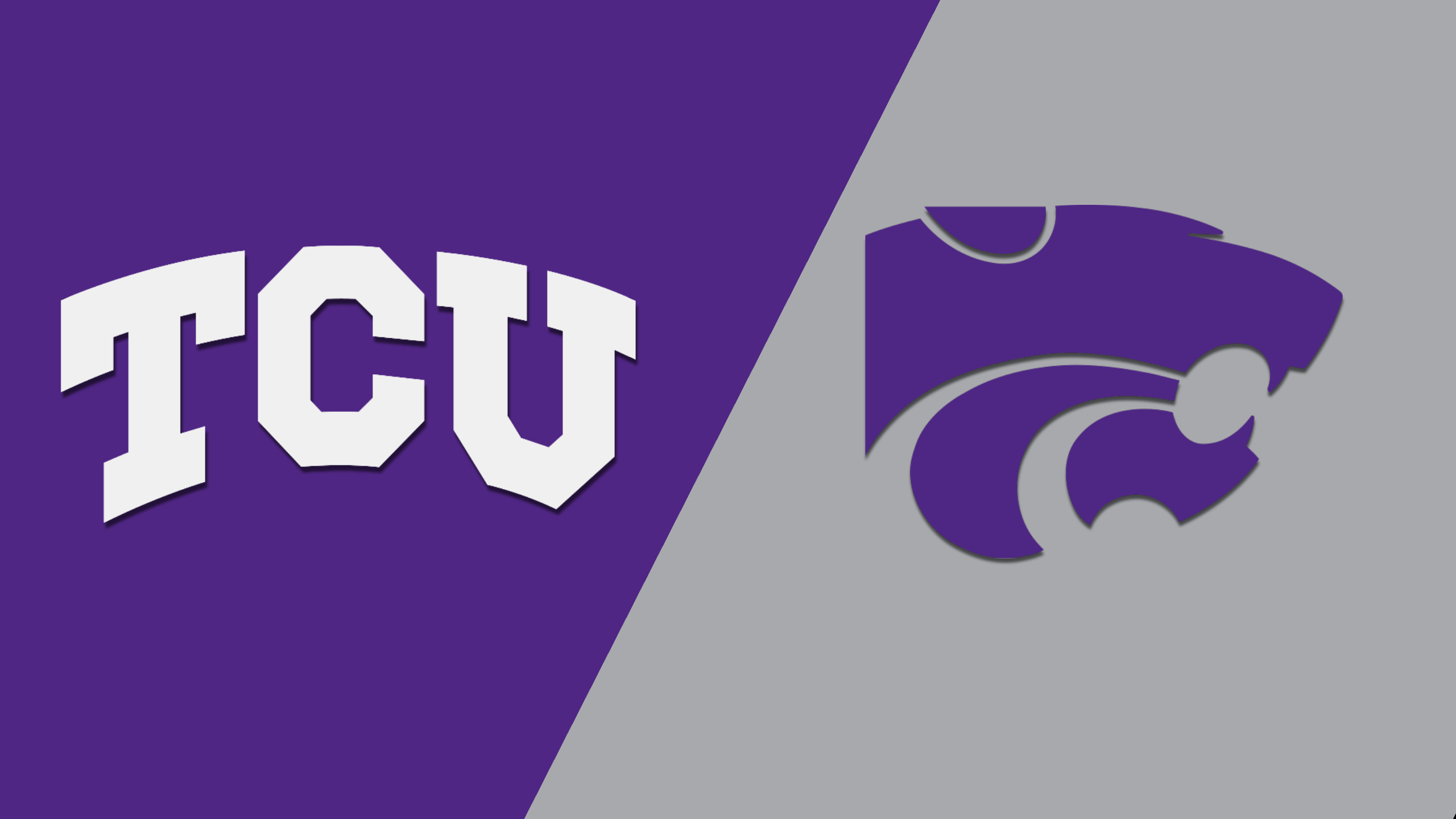 TCU vs. Kansas State (M Basketball) (re-air)
