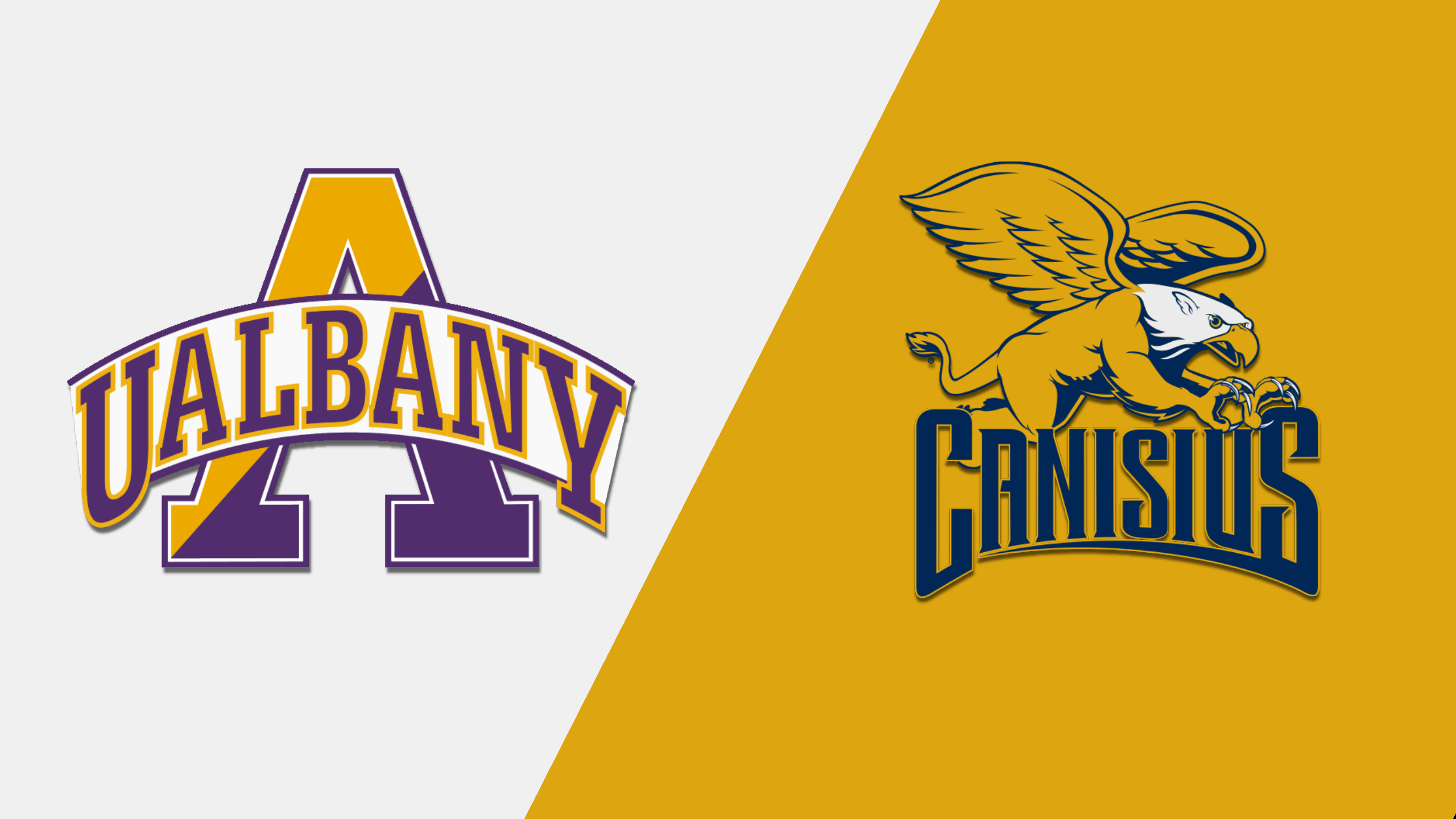 Albany vs. Canisius (M Basketball)