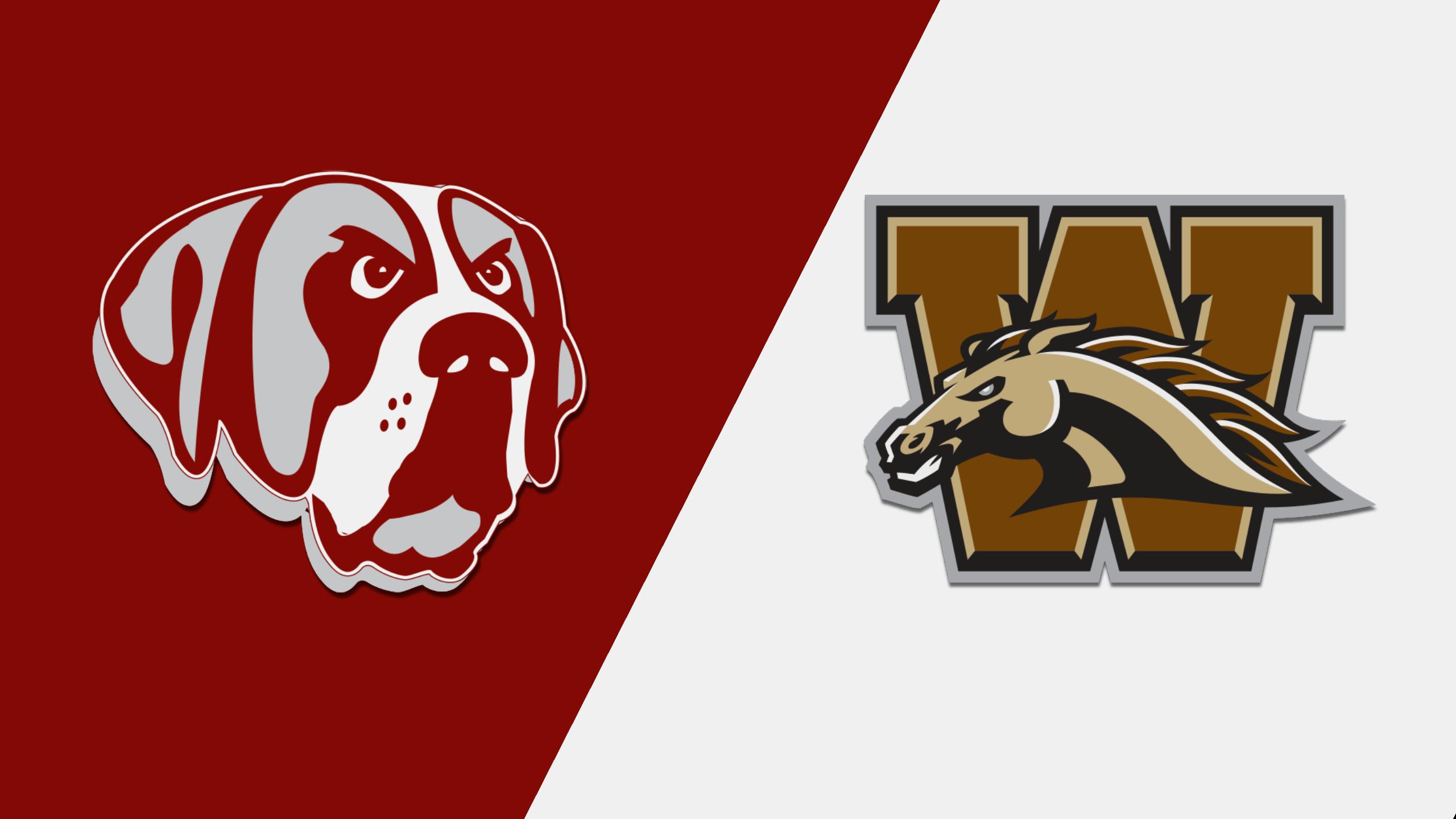 Aquinas vs. Western Michigan (M Basketball)