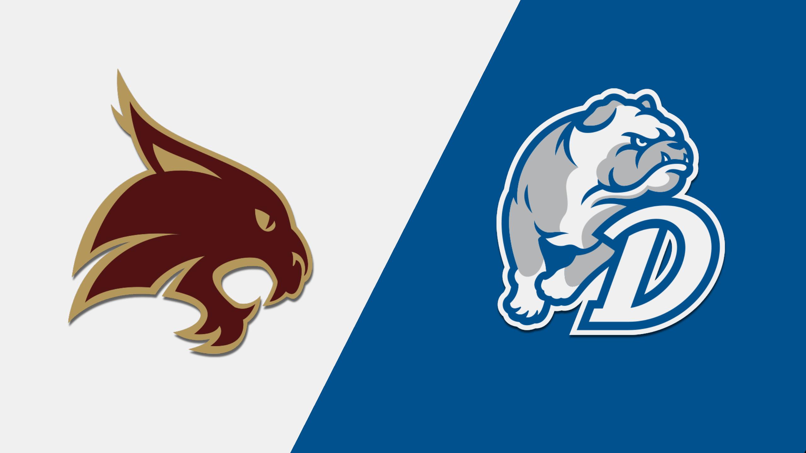 Texas State vs. Drake (M Basketball)