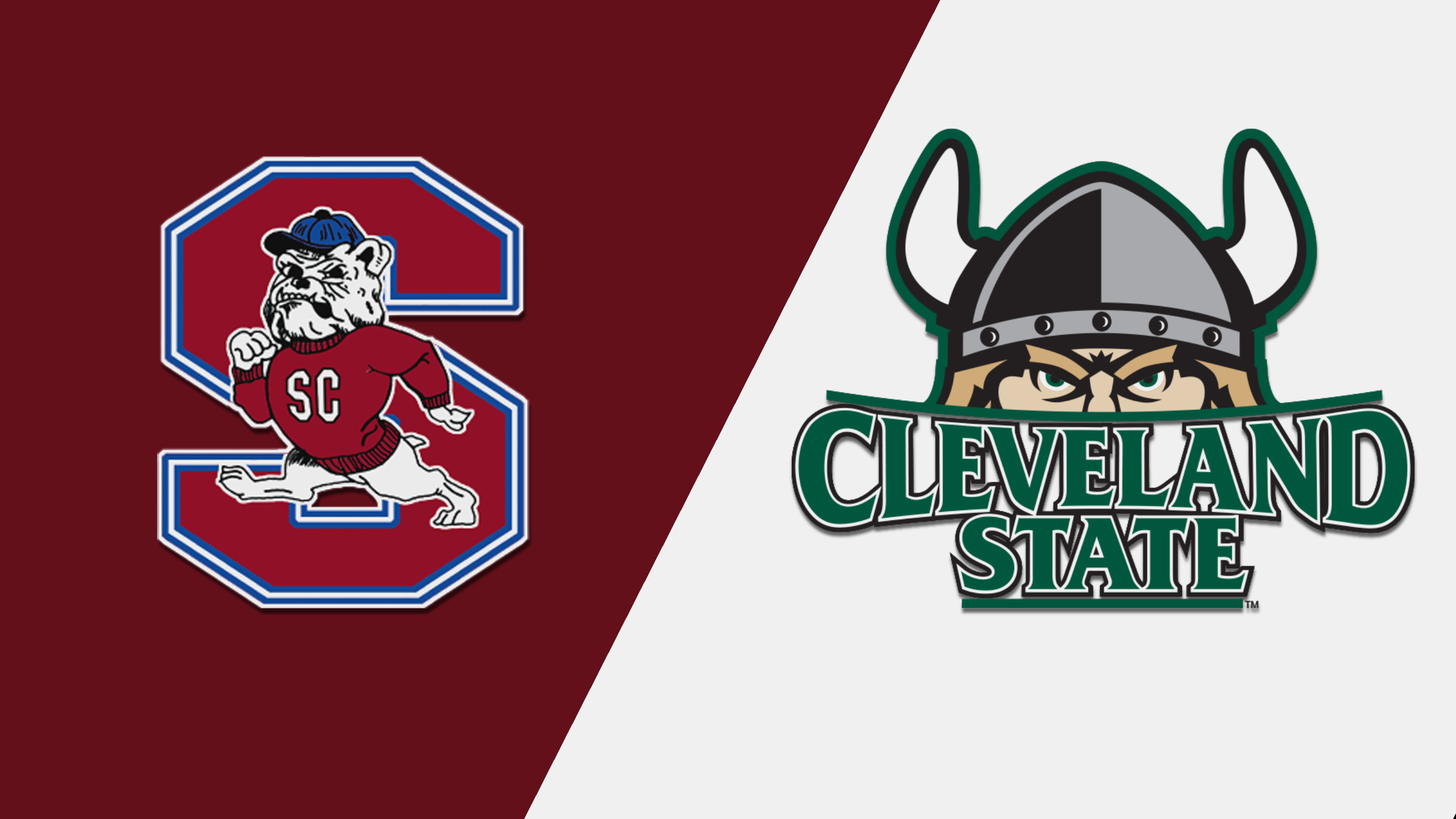 South Carolina State vs. Cleveland State (M Basketball)