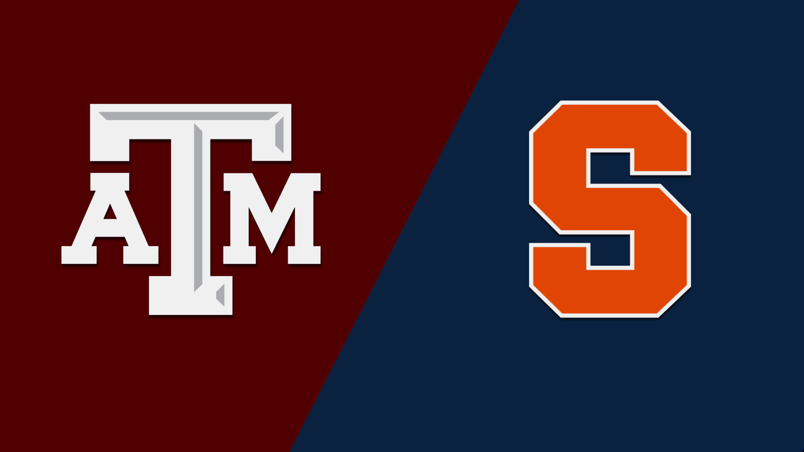 #20 Texas A&M vs. #18 Syracuse (W Basketball)