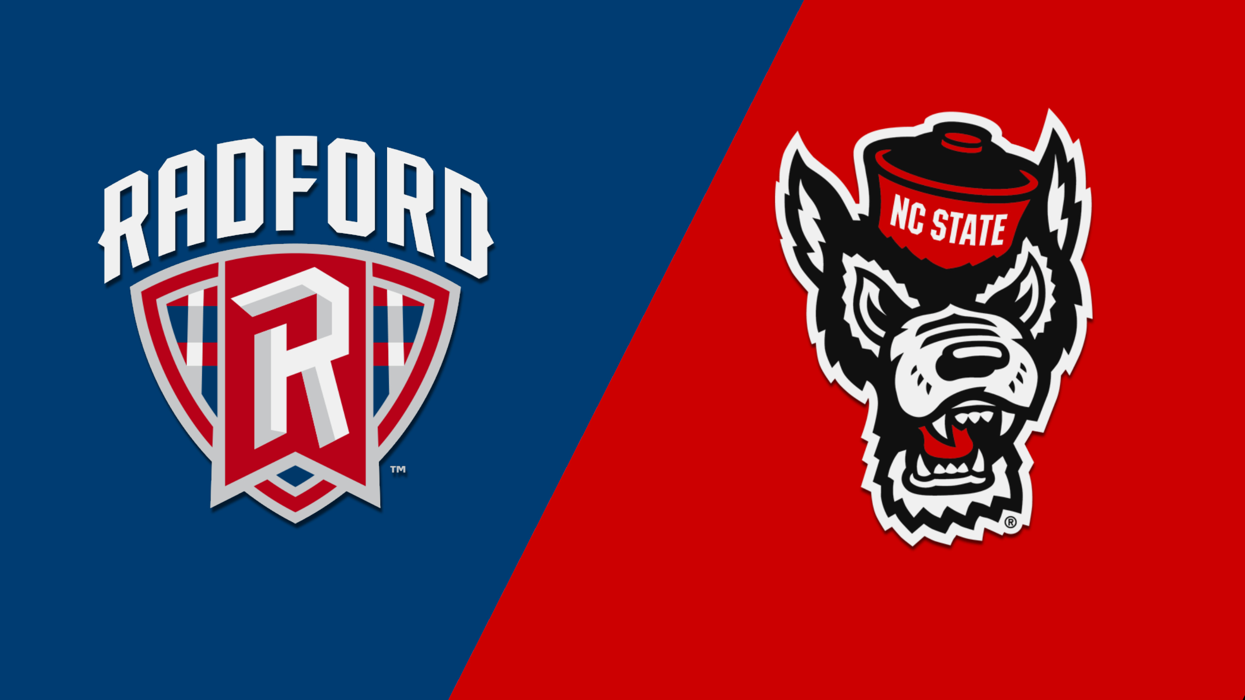 Radford vs. #17 NC State (W Basketball)