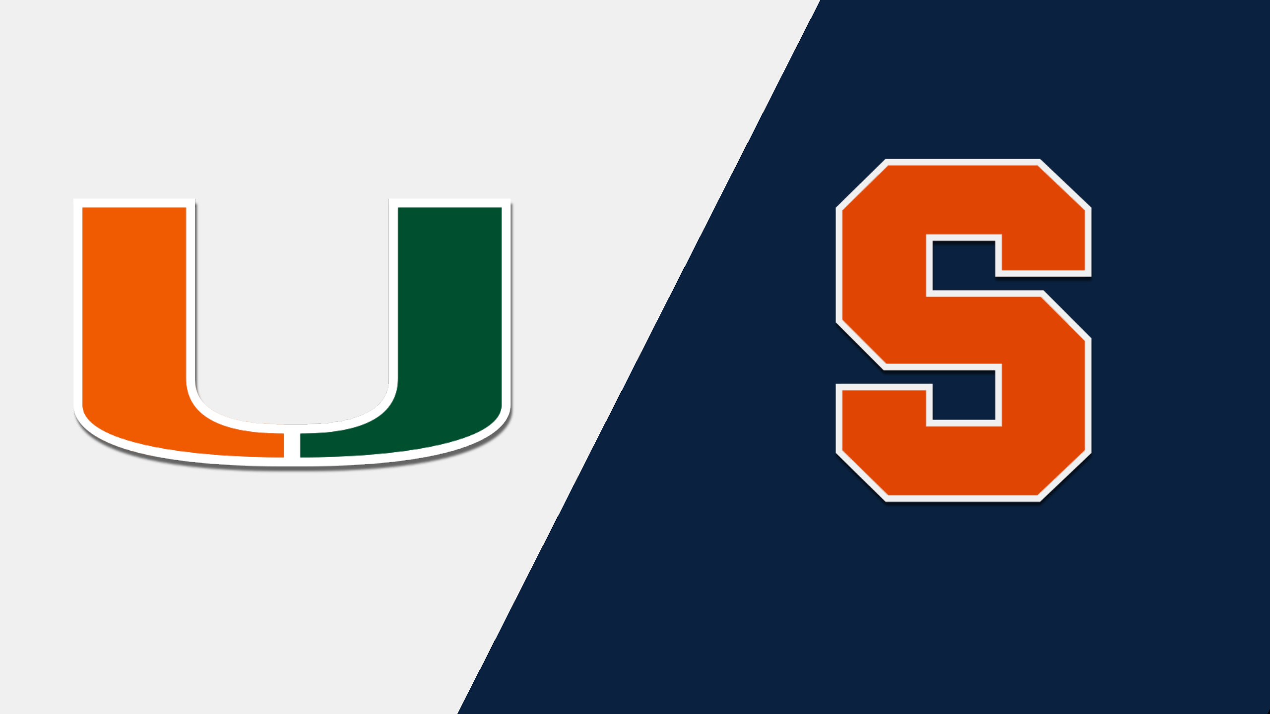 Miami vs. #13 Syracuse (W Basketball)
