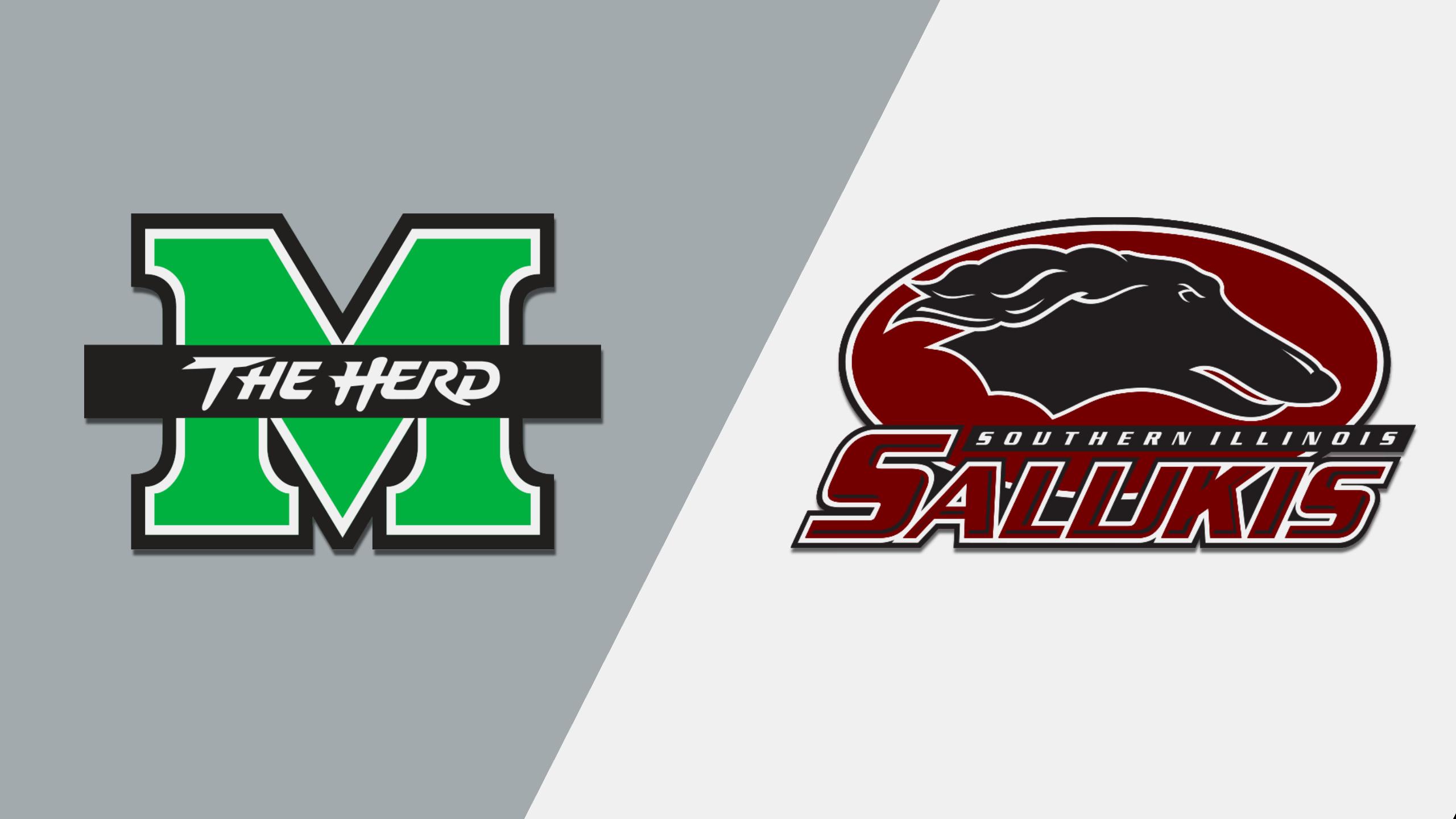 Marshall vs. Southern Illinois (W Basketball)