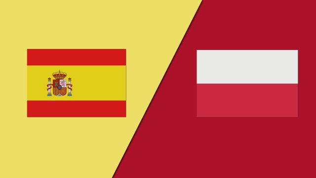 Spain vs. Poland (Group Stage) (UEFA U-21 Championship)