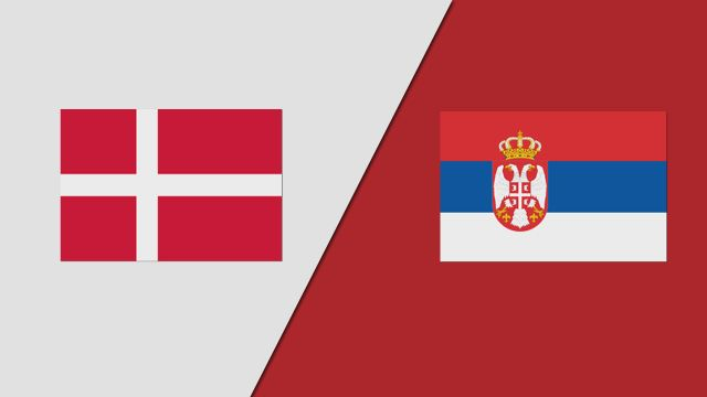 Denmark vs. Serbia (Group Stage) (UEFA U-21 Championship)