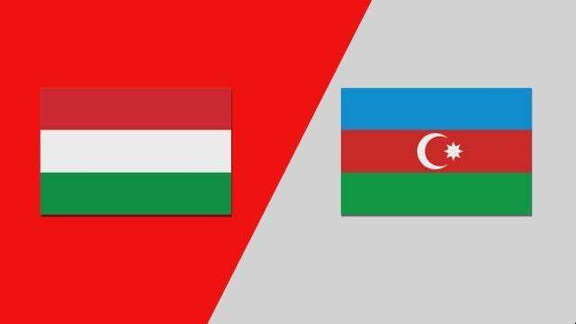 Hungary vs. Azerbaijan (UEFA European Qualifiers)