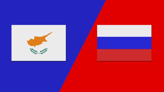 Cyprus vs. Russia (UEFA European Qualifiers)