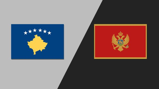 Kosovo vs. Montenegro (UEFA European Qualifiers)