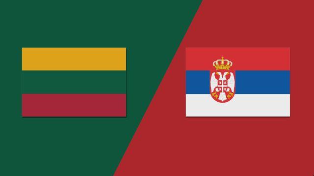 Lithuania vs. Serbia