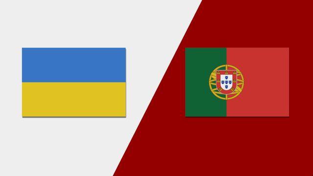 Ukraine vs. Portugal