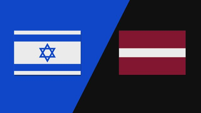 Israel vs. Latvia (UEFA European Qualifiers)