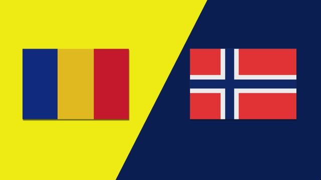 Romania vs. Norway (UEFA European Qualifiers)