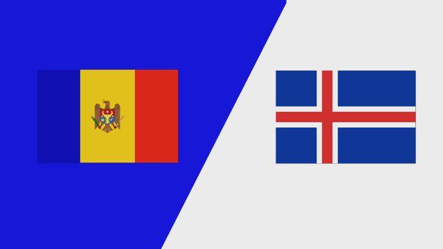 Moldova vs. Iceland (UEFA European Qualifiers)