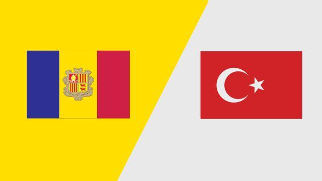 Andorra vs. Turkey (UEFA European Qualifiers)
