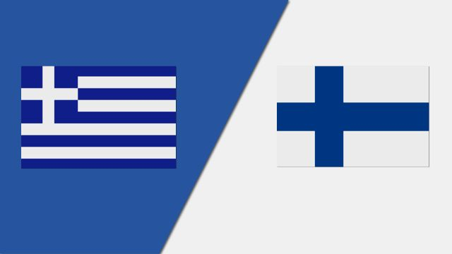 Greece vs. Finland (UEFA European Qualifiers)