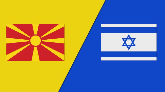 North Macedonia vs. Israel (UEFA European Qualifiers)
