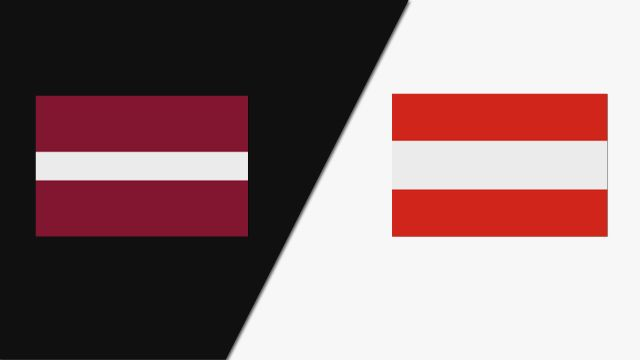 Latvia vs. Austria (UEFA European Qualifiers)