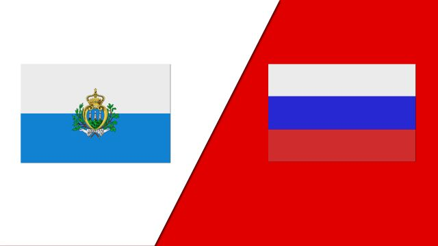 San Marino vs. Russia (UEFA European Qualifiers)
