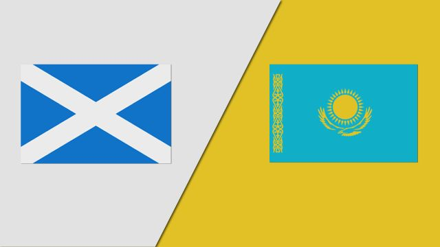 Scotland vs. Kazakhstan (UEFA European Qualifiers)