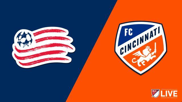 New England Revolution vs. FC Cincinnati