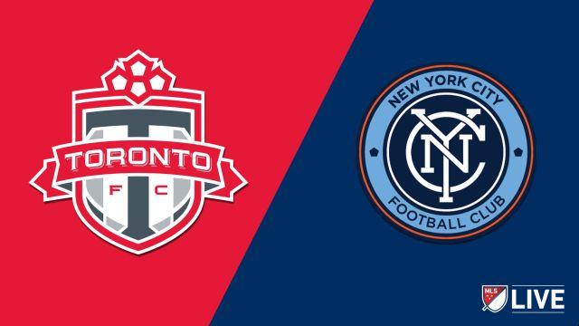 Toronto FC vs. New York City FC