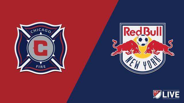 Chicago Fire vs. New York Red Bulls
