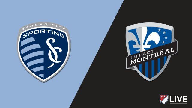 Sporting Kansas City vs. Montreal Impact