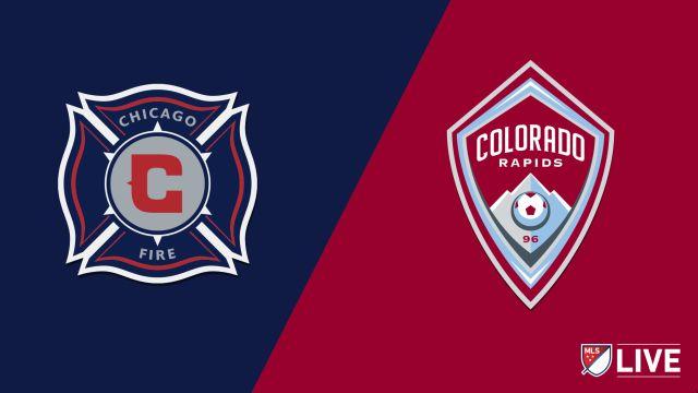 Chicago Fire vs. Colorado Rapids