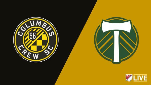 Columbus Crew SC vs. Portland Timbers