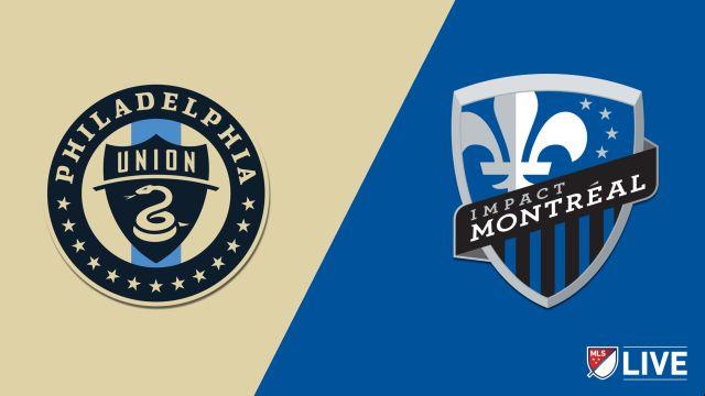 Philadelphia Union vs. Montreal Impact