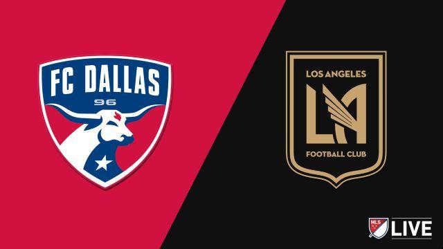 FC Dallas vs. LAFC