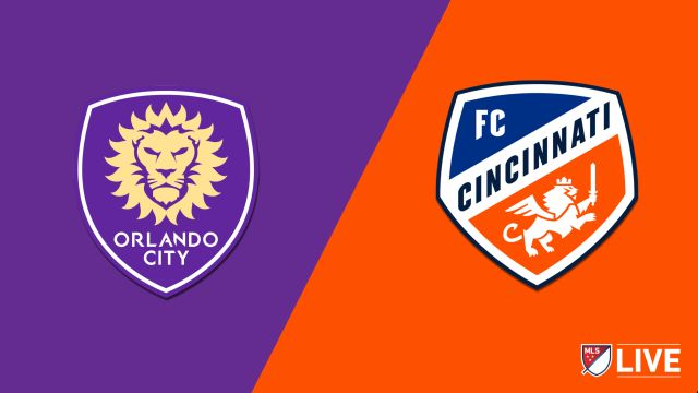 Orlando City SC vs. FC Cincinnati