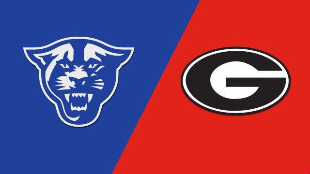 Georgia State vs. #21 Georgia (Softball)