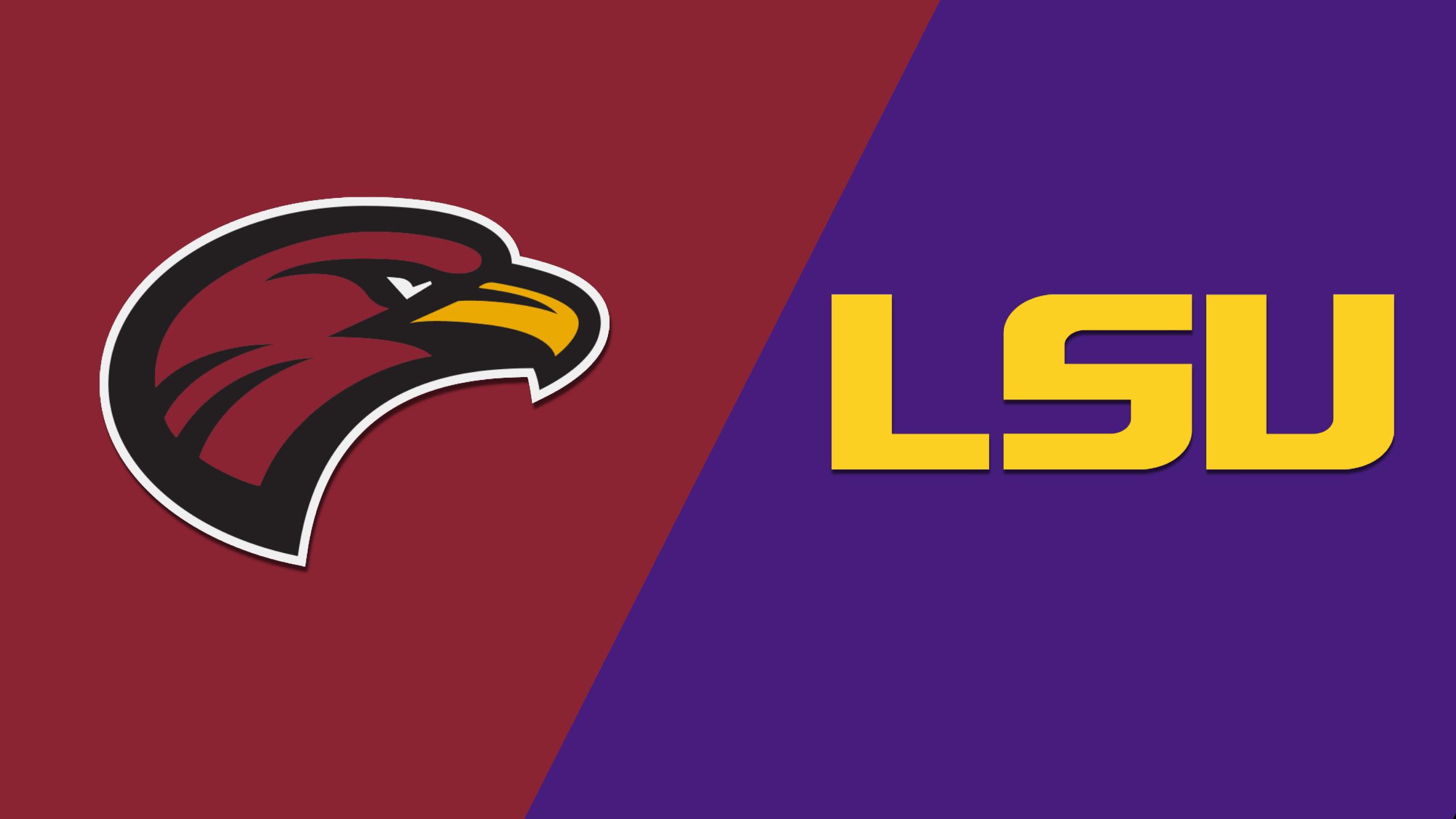 Louisiana-Monroe vs. LSU (Softball)