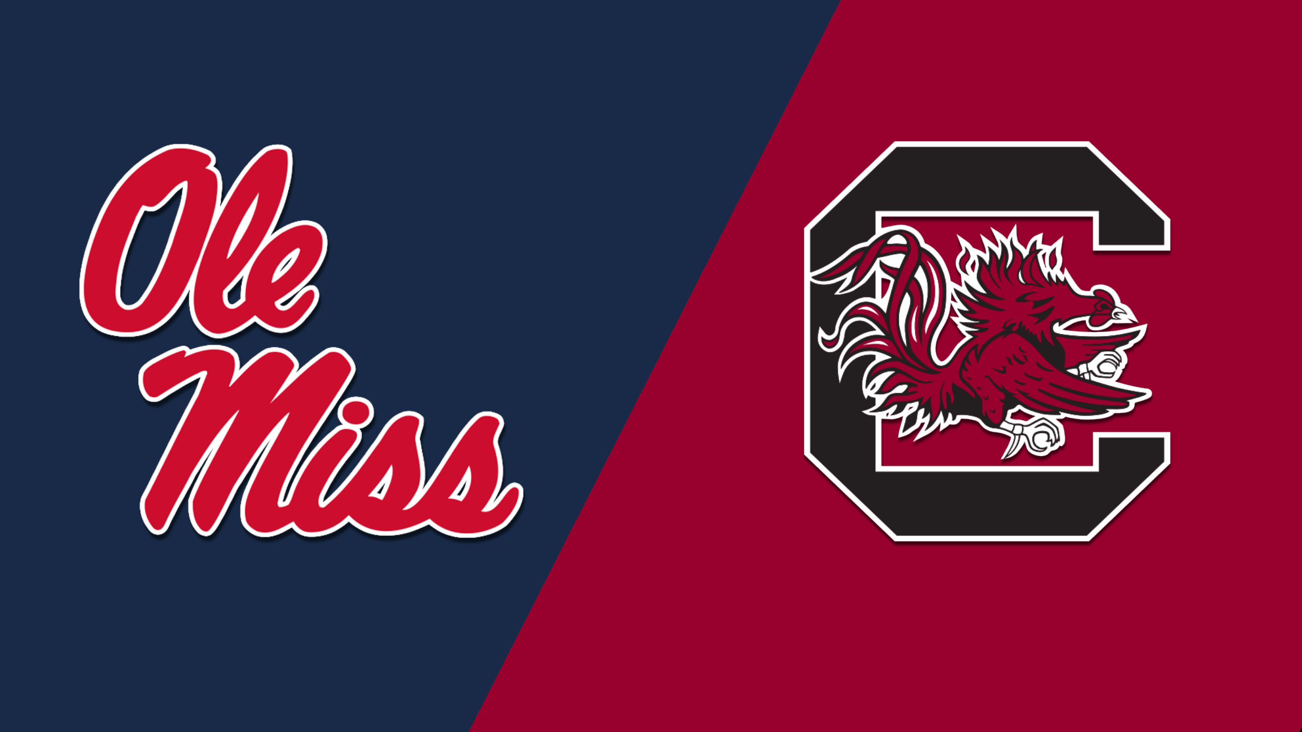 #23 Ole Miss vs. South Carolina (Softball) (re-air)