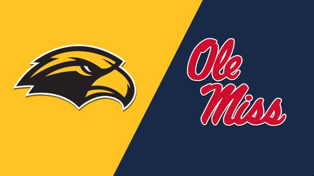 Southern Miss vs. #18 Ole Miss (Softball)