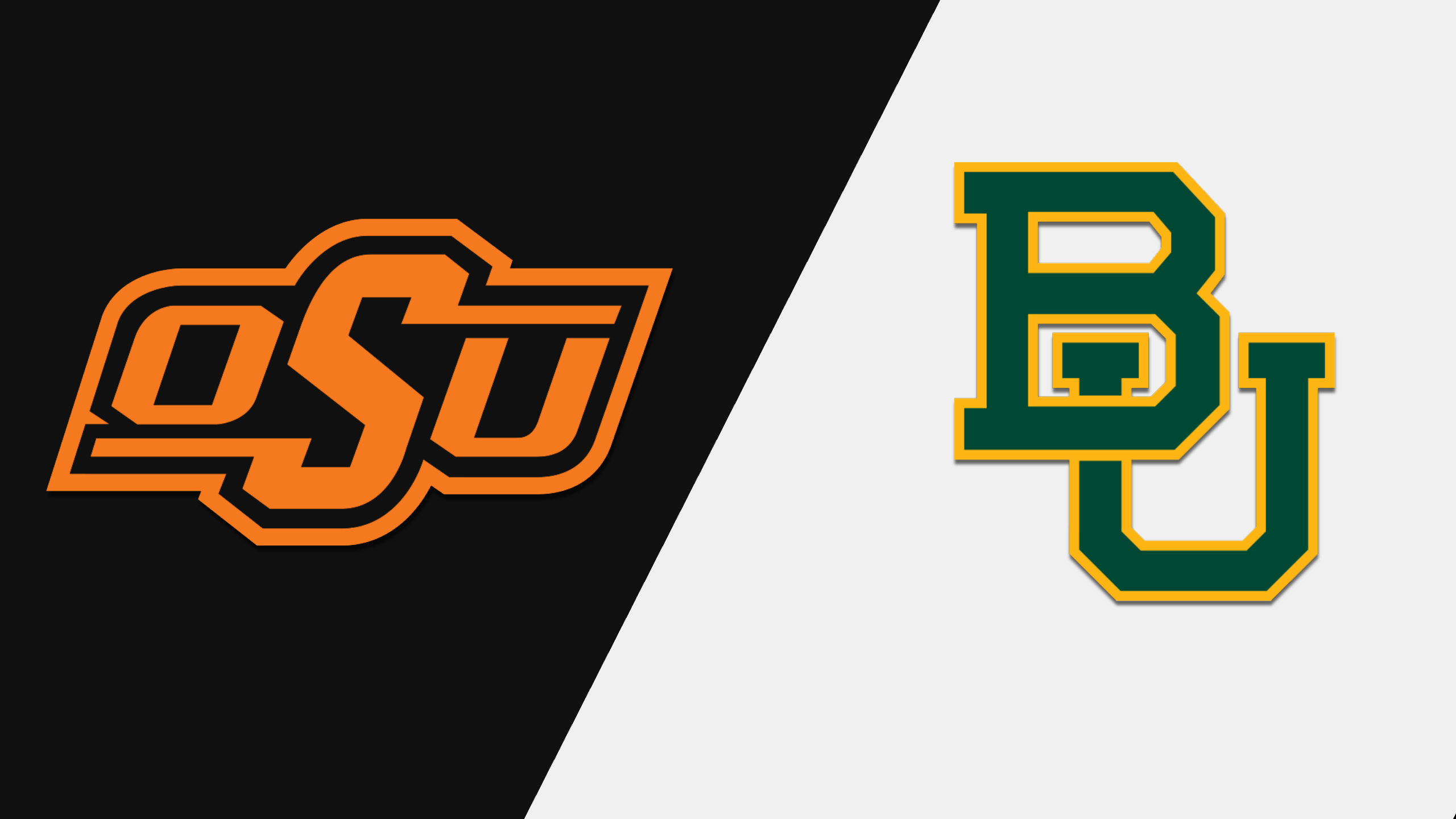 Oklahoma State vs. Baylor (Softball) (re-air)