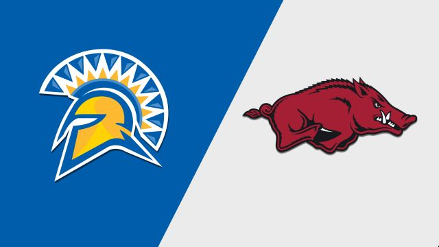 San Jose State vs. Arkansas (Football)