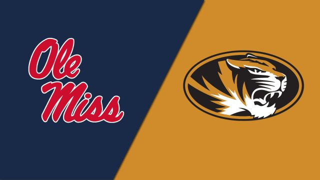 Ole Miss vs. Missouri (Football)