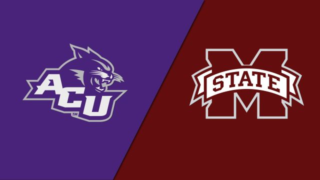 Abilene Christian vs. Mississippi State (Football)