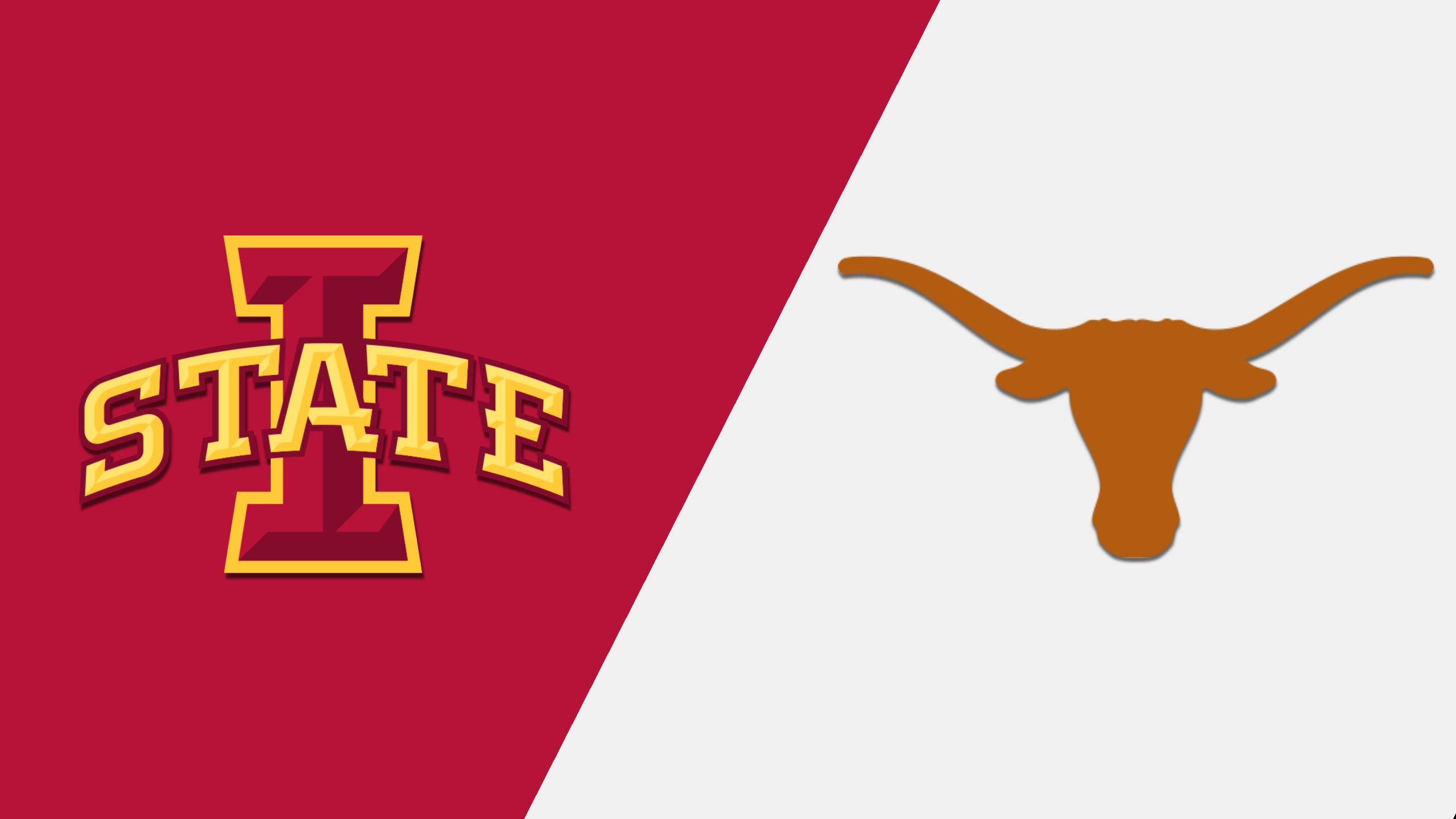 Iowa State vs. #11 Texas (Softball) (re-air)