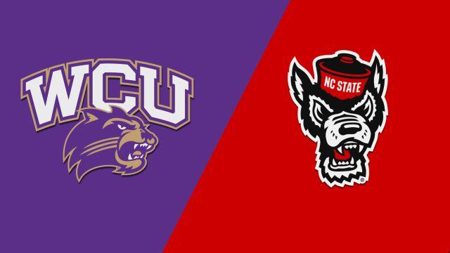 Western Carolina vs. NC State (Football)