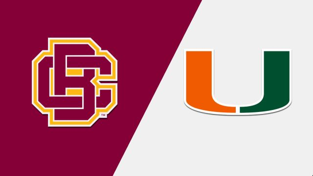 Bethune-Cookman vs. Miami (Football)