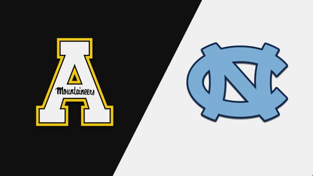 Appalachian State vs. North Carolina (Football)