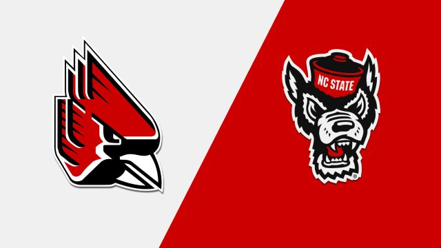 Sat, 9/21 - Ball State vs. NC State (Football)