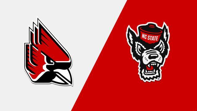 Ball State vs. NC State (Football)